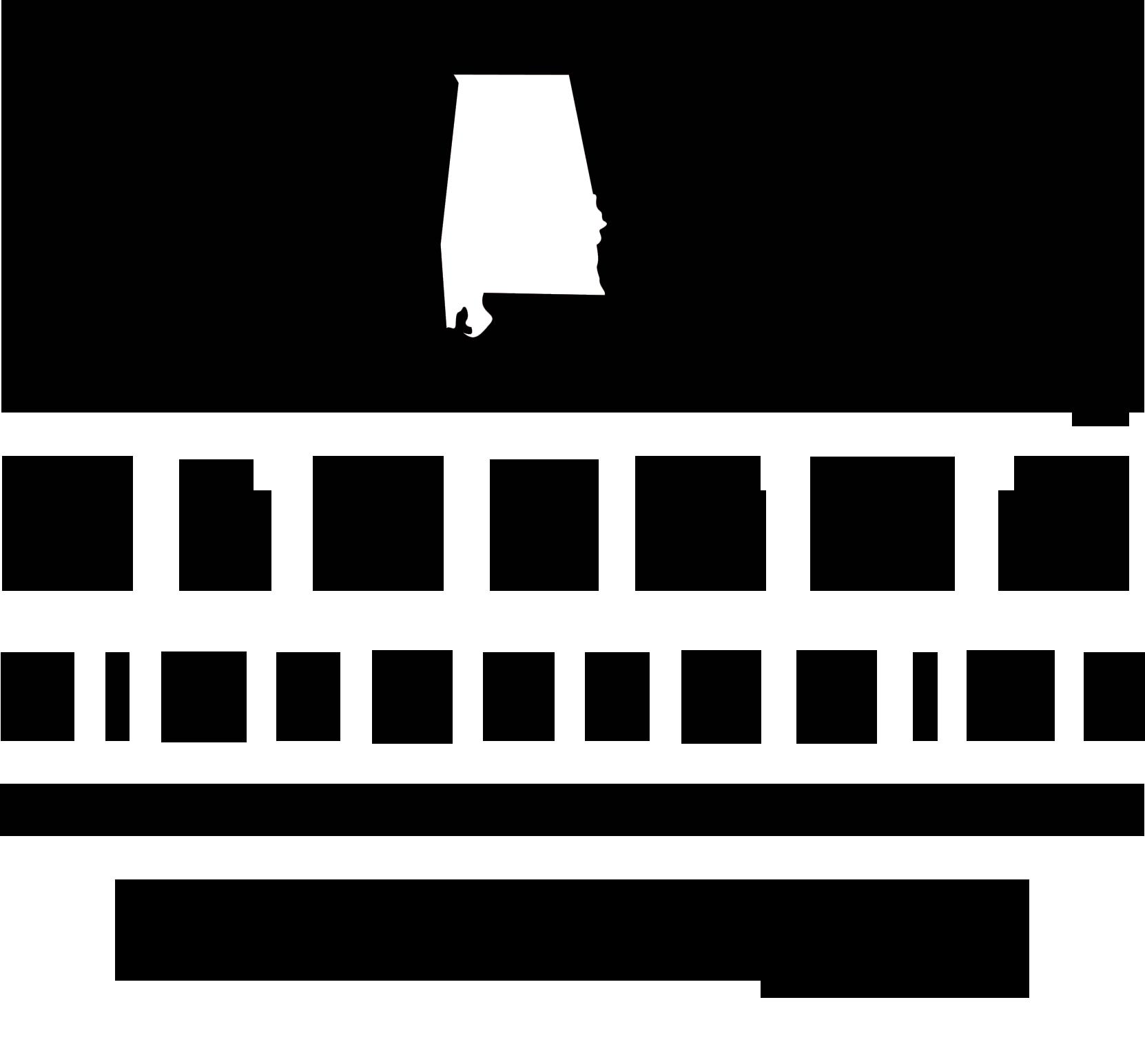 Alabama Bicentennial 200 logo