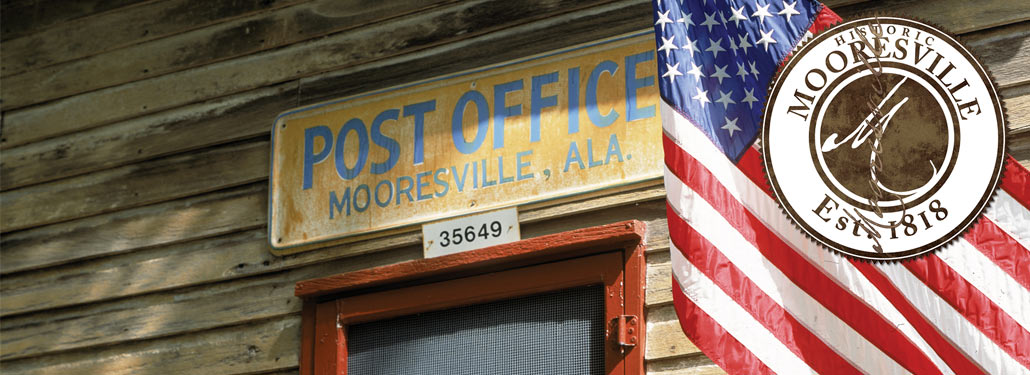 Mooresville, AL Post Office