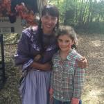 Amy Burton Bluemel Chickasaw Storyteller