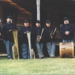 Olde Town Brass in Union Sack Coats