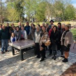 Day 35 11162018 Garden Dedication